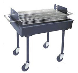 GrillCo 36 Inch Outdoor BBQ
