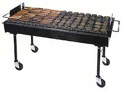 Grillco GC200-C Charcoal Fired Grill