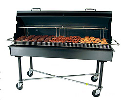 GrillCo Charcoal Outdoor Grill Package