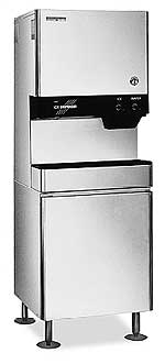 Hoshizaki Countertop Cubelet Ice Machine / Dispenser DCM-500BX, Push Button Operation