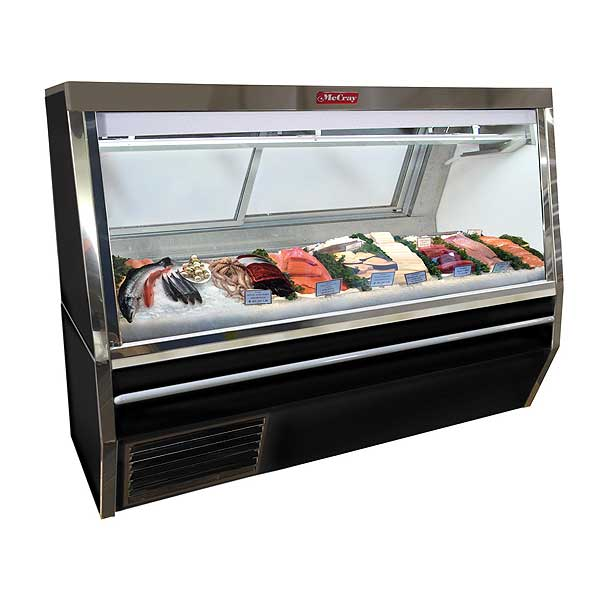 Howard-McCray Display Cases for Fish / Deli and Poultry