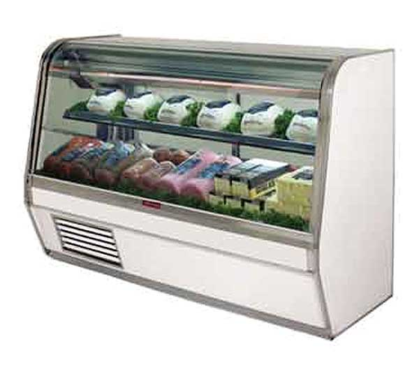 Howard McCray CDS32E Curved Deli Meat / Cheese Display Cases