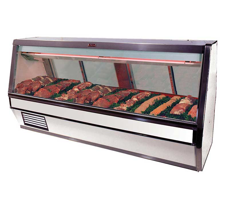 Howard McCray CMS40 Series Butcher Shop Cases