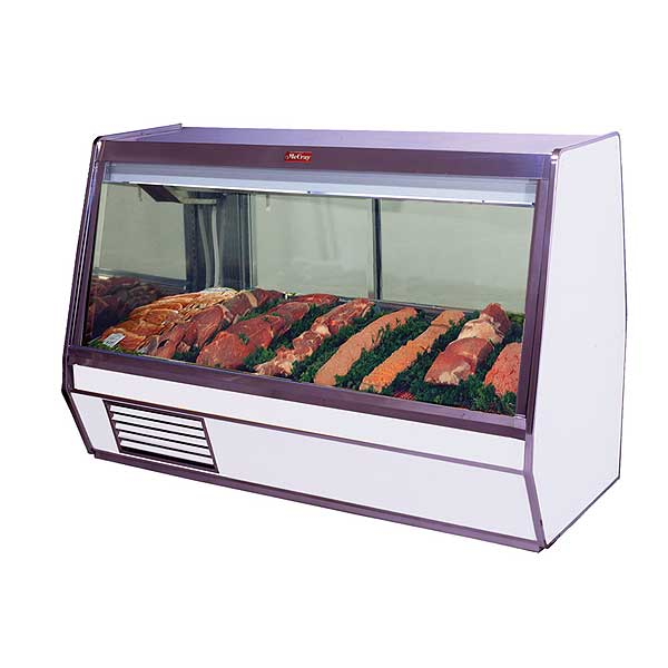 Howard McCray Red Meat Deli Cases 32E Series