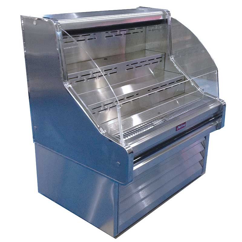 Howard McCray OS30E Open Merchandiser Coolers