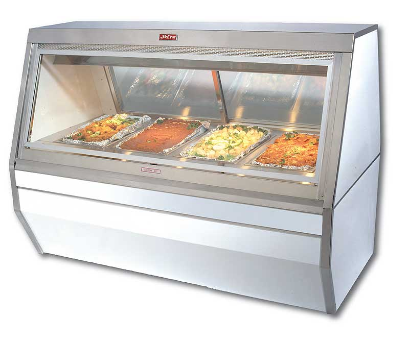 Howard McCray CHS35 Hot Food Display Cases