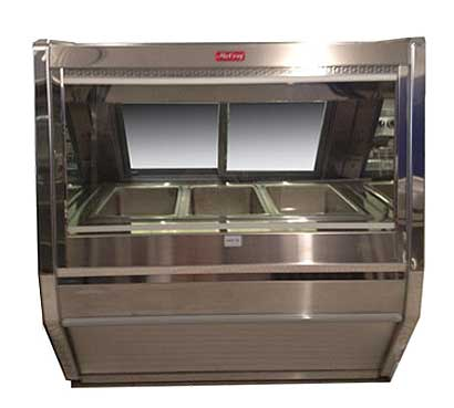 Howard McCray CHS40 Stainless Hot Food Displays