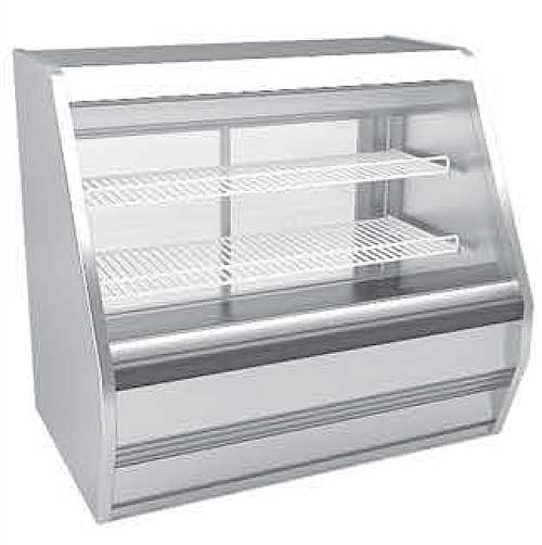 Hussmann Refrigerated Deli Display Case - NAV8