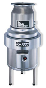In-Sink-Erator 10 HP Commercial Disposal - SS-1000