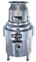 InSinkErator 5 HP Commercial Disposal - SS-500