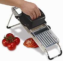 Jaccard Stainless Steel Mandoline Slicer Kitchen Tool