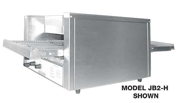 Vollrath Belleco JB2-H Electric Countertop Conveyor Oven
