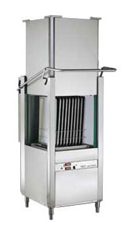 Jet-Tech Deluxe Hood Type Dishwasher