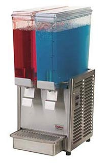 Mini Twin Beverage Dispenser - E29-3