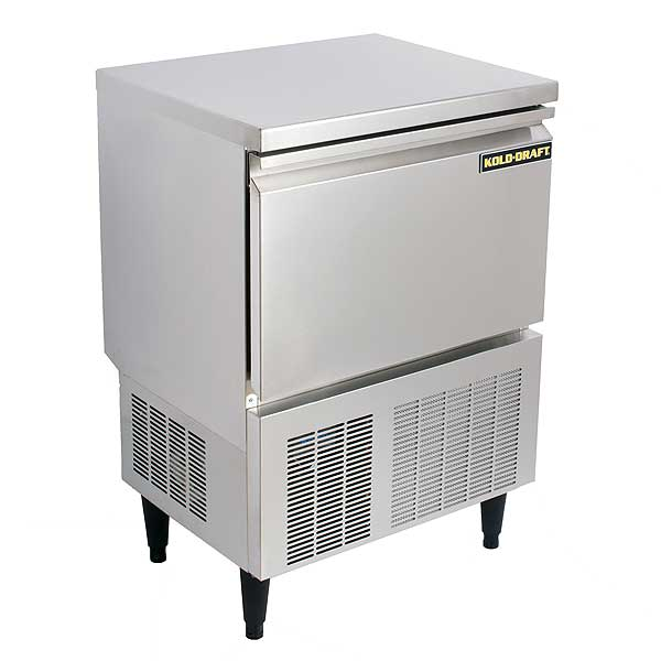 Kold-Draft Cocktail Series Ice Maker with Bin Cube-style Air-cooled Self-contained Condenser - KD-110