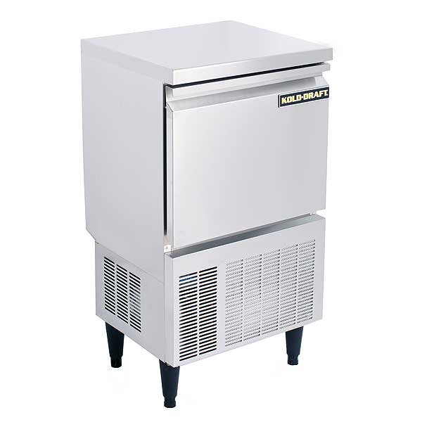 Kold-Draft Cocktail Series Ice Maker with Bin Cube-style Air-cooled Self-contained Condenser - KD-70