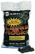 Lava Rocks - 7 lb. Bag