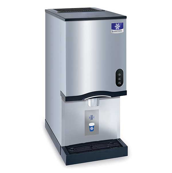 "Manitowoc Ice Ice Maker & Water Dispenser 16-1/2""W X 24""D X 35""H Countertop - CNF-0201A-L"