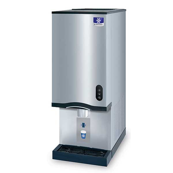 """Manitowoc Ice Ice Maker & Water Dispenser 16-1/2""""W X 24""""D X 42""""H Countertop - CNF-0202A"""
