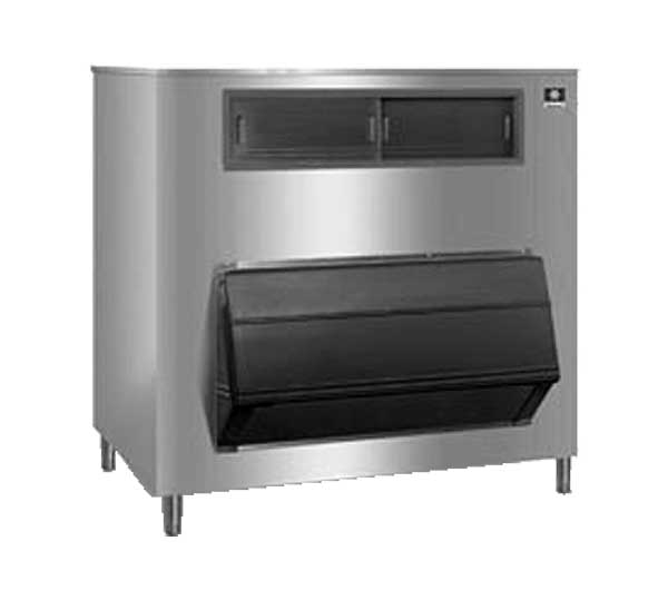 "Manitowoc Ice Ice Bin 60""W X 31""D X 63-1/2""H With Top-hinged Front-opening Door - F-1650"