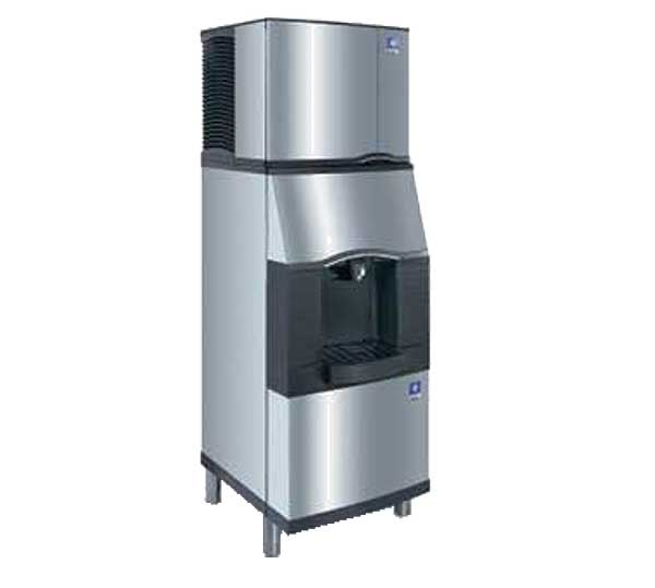 Manitowoc Ice Vending Ice Dispenser with Built-In Water Valve Push Button Floor Model - SFA-191