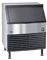 Manitowoc Ice Machine Q-270 Series QY-0275W - Water Cooled, Half Dice