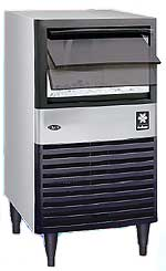Manitowoc QM-30A Ice Machine With Bin