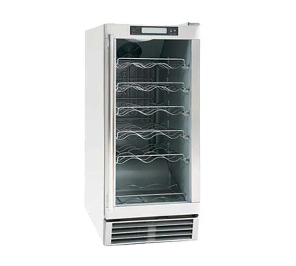 "MaxxCold Maxx Ice Indoor / Outdoor Wine Refrigerator One-section 14-1/2""W - MCWC28-O"