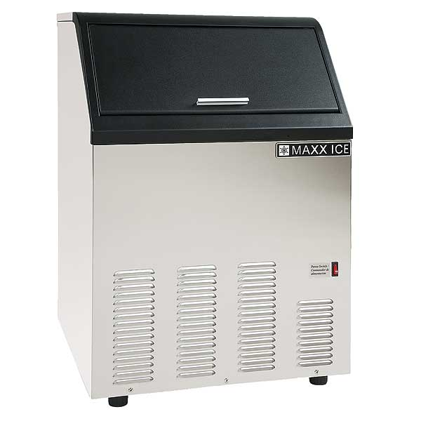 MaxxCold Maxx Ice Ice Maker With Bin Cube-style (full Dice) Air-cooled - MIM120