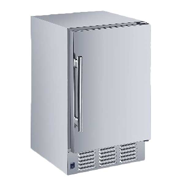 MaxxCold Maxx Ice Ice Maker With Bin Outdoor Cube-style - MIM25-O