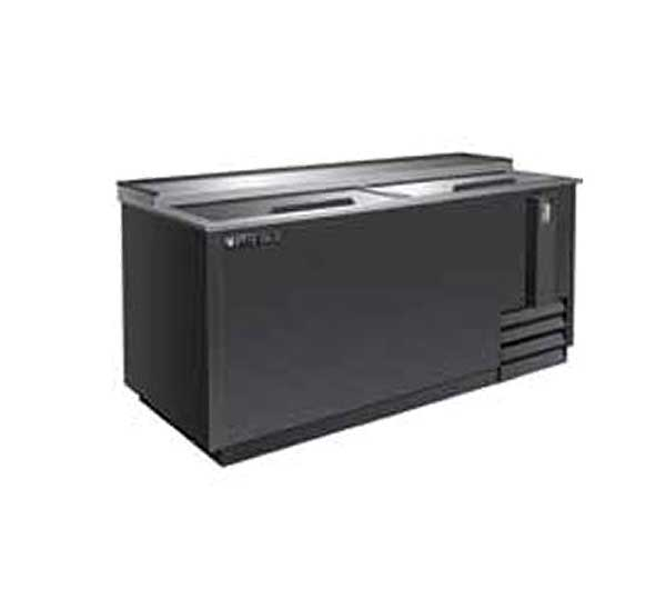 """MaxxCold Maxx Cold X-Series Bottle Cooler 64.3"""" Wide 17.0 Cu. Ft. - MXCR65BHC"""