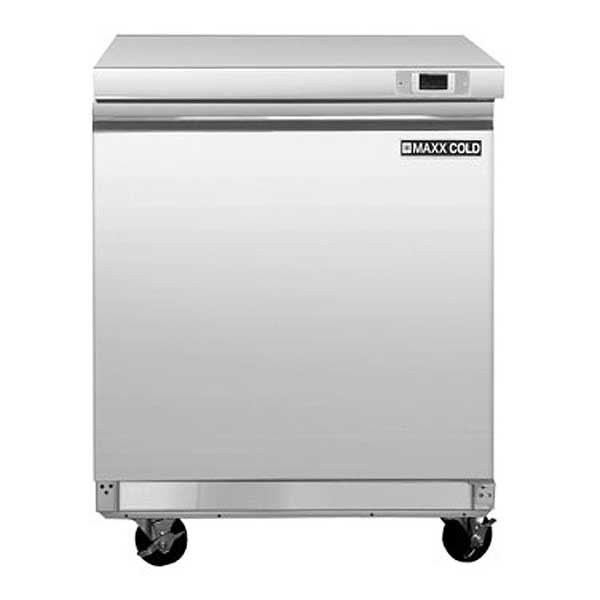 "Maxx Cold Select Series Undercounter Freezer One-section 29""W - MXSF29U"