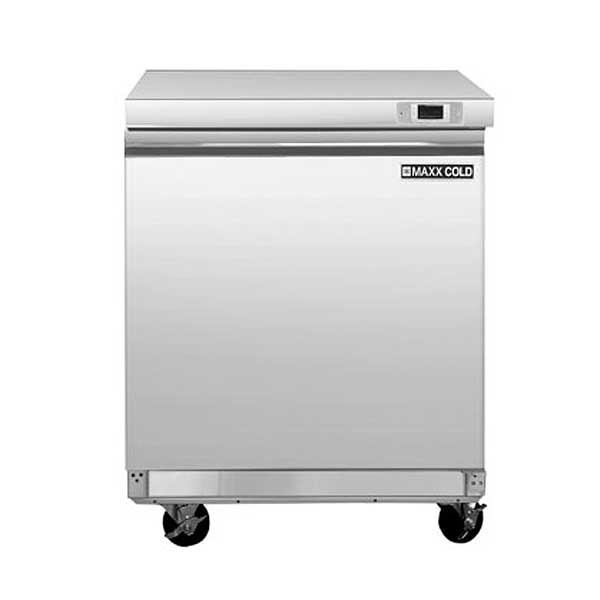 """Maxx Cold Select Series Undercounter Refrigerator One-section 29""""W - MXSR29UHC"""
