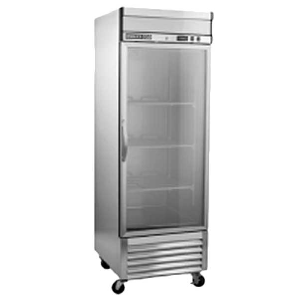 Maxx Cold Select Series Upright Refrigerator Reach-in One-section - MXSR-23GDHC
