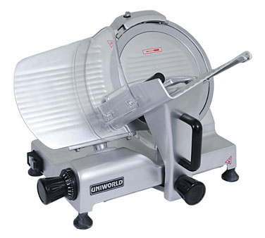Uniworld Commercial Food Slicer SL-12E