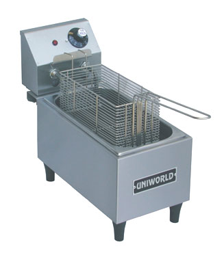 Uniworld Countertop Fryer UF-1A