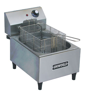 Uniworld Countertop Fryer UF-1B