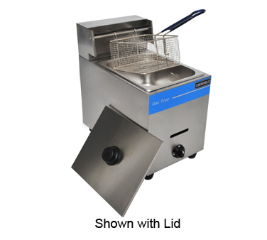 Uniworld Gas Countertop Fryer - UGF-71H
