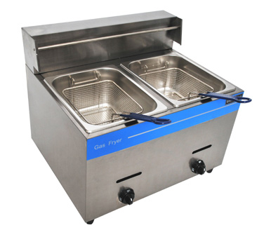 Uniworld Gas Countertop Fryer - UGF-72