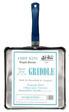 Rocky Mountain Cookware Commercial Griddle Top UGT-RM1111