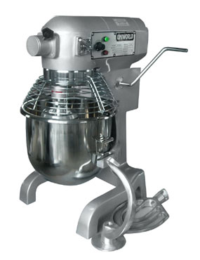 Uniworld 20 Quart Planetary Mixer With Timer