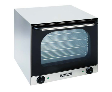 Tasteful Adcraft Half Size Countertop Convection Oven Product Photo