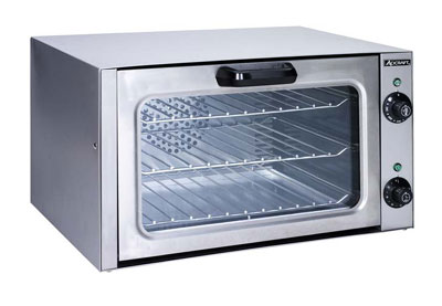 Adcraft Quarter Size Countertop Convection Oven - COQ-1750W