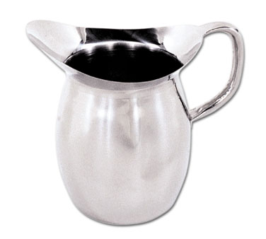 Deluxe Bell Pitcher