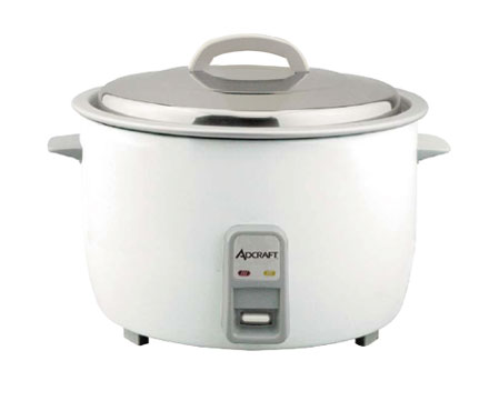 Adcraft 50 Cup Commercial Electric Rice Warmer RW-E50