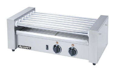 Admiral Craft Hot Dog Grill, Roller-Type - RG-07