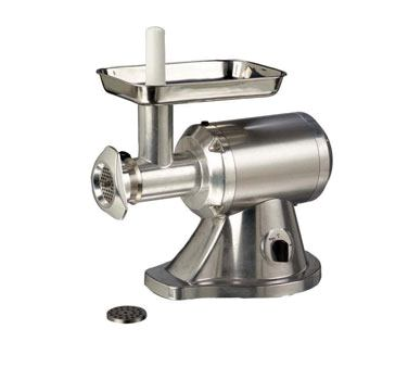 Adcraft MG-1 Meat Grinder, Aluminum With Stainless Steel Head