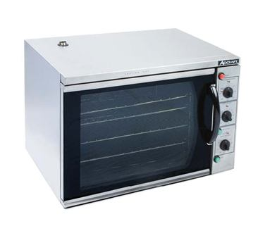 Adcraft Convection Oven Half Size Broiler Coh Wpro picture