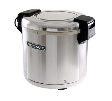 Adcraft 50 Cup Commercial Rice Warmer RW-E50