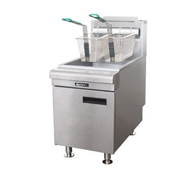 Adcraft Countertop Gas Fryer Ctf Ng picture